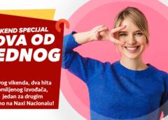 Tempo Naxi radio vikend specijal – Dva od jednog