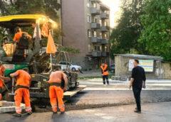 Gradonačelnik obišao radove u Ulici Ivana Milutinovića